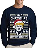 Make Christmas Great Again Trump Weihnachtspullover