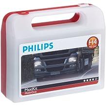Philips 55559LKMDKM MasterDuty MaxiKit - Juego de bombillas de repuesto (H4, 24 V)