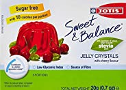 Jotis Sweet & Balance Fruit Jelly Cherry Flavour, 2