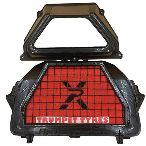 Yamaha Yzf600 YZF 600 R6 08> On PIPERCROSS Filtre à Air Performance Original MPX148
