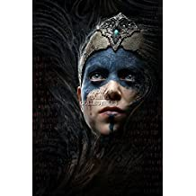 "CGC Huge Poster GLOSSY FINISH - Hellblade Senua's Sacrifice PS4 - EXT714 (16"" x 24"" (41cm x 61cm))"