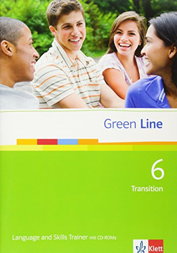 Green Line 6 Transition. Language and Skills Trainer mit CD-ROM