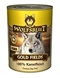 Wolfsblut Gold Fields Pure, 12er Pack (12 x 395 g)