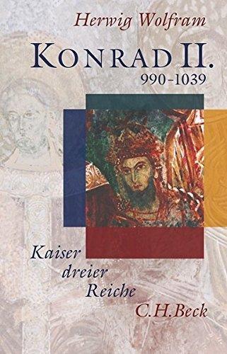 Buchseite und Rezensionen zu 'Konrad II.: 990-1039. Kaiser dreier Reiche' von Herwig Wolfram