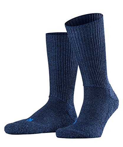 FALKE Unisex-Socken 16480 Walkie Trekking SO, Blau (jeans 6670), 39-41