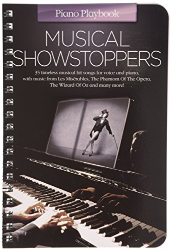 Piano Playbook: Musical Showstoppers