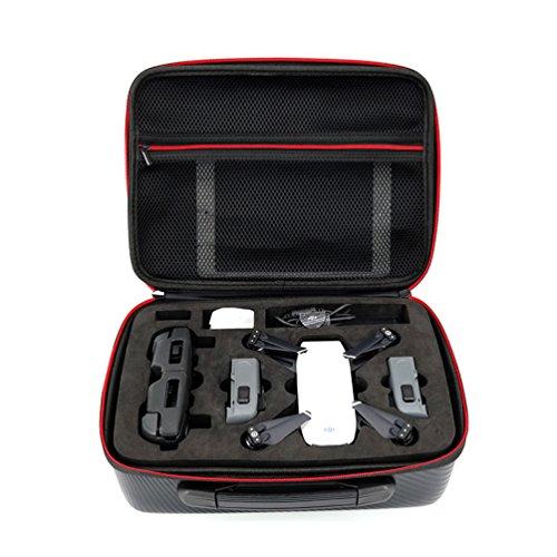 ZEEY Anti-Schock Wasserdichter harter Koffer für DJI Spark Drone Storage Travel Case für DJI Spark Zubehör
