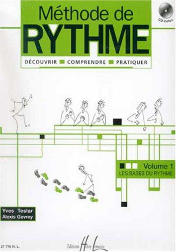 Preisvergleich Produktbild Méthode de rythme Volume 1