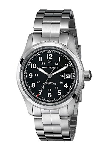 HAMILTON Watch Khaki Field AUTO H70455133 Men's