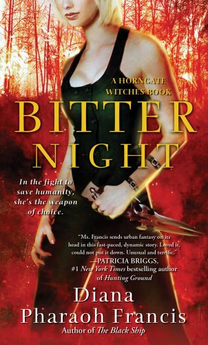 Bitter Night: A Horngate Witches Book (A Horngate Witches Series)
