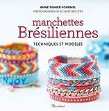Bracelets manchettes brésiliennes