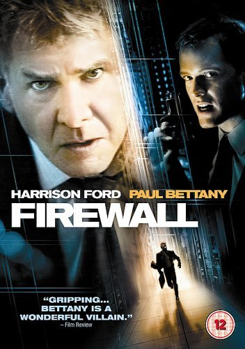 Firewall [DVD] [2006] by Harrison Ford