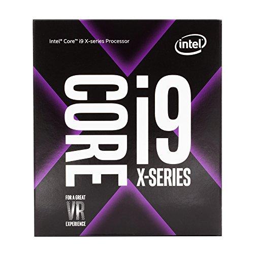Cheapest Intel Core i9-7900X 3.30 GHz LGA 2066 CPU Box – Black on Amazon