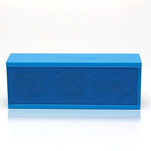 FYSTAR Altoparlante portatile Bluetooth senza fili di Bluetooth Speaker Surround Sound Cube (Blu) - Golf Uscita Acqua