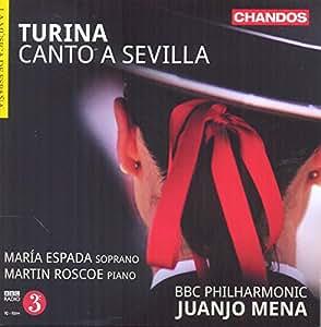 Turina / Canto a Sevilla