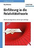 Einführung in die Relativitätstheorie - Ray d'Inverno