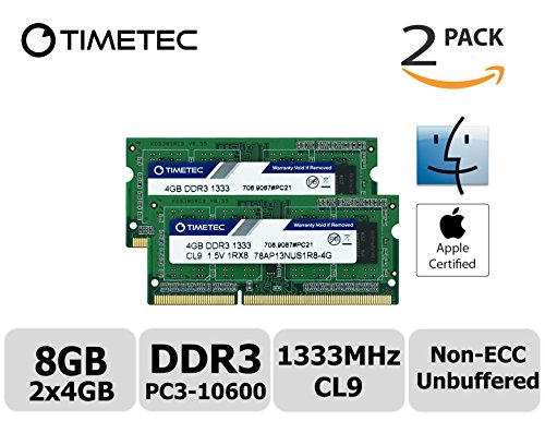Timetec Hynix IC Apple 8GB Kit (...