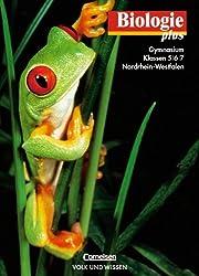 Biologie plus - Gymnasium Nordrhein-Westfalen und Saarland: Biologie plus, Lehrbuch, Ausgabe Gymnasium Nordrhein-Westfalen