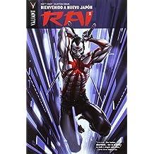 Pack Valiant 6: Eternal Warrior y Rai