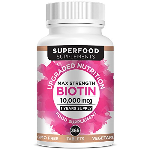 superfood-supplements-biotin-10000mcg-high-strength-365-capsules-1-year-supply-made-in-uk