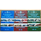 Le dictionnaire Marabout des voitures de sport et de compétition - Tome I, II et III