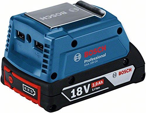 Bosch USB-Adapter GAA 18V-24 Professionell - 1600A00J61 (21v Usb)