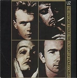 U2 - Fire [UK] [Single]