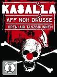 Aff noh drusse-Open-Air Tanzbrunnen [2 DVDs] - Kasalla