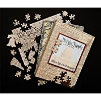Butler & Hill US Constitution 500 Piece Jigsaw Puzzle
