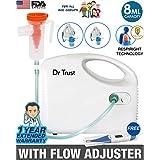 Dr Trust Bestest Compressor Nebulizer Machine Kit (White)