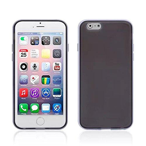 Monkey Cases® iPhone 6-4,7pouces-double TPU Case for iPhone 6-Noir-Étui-Original-Neuf/emballage d'origine-Black