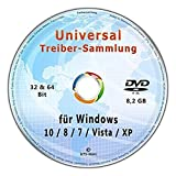 Universal Treiber-Sammlung f�r Windows 10 - 8 - 7- Vista - XP (32 & 64 Bit) medium image