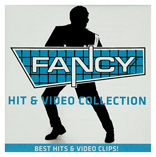 Fancy: Hit & Video Collection [DVD]+[CD] (Fancy Karton)