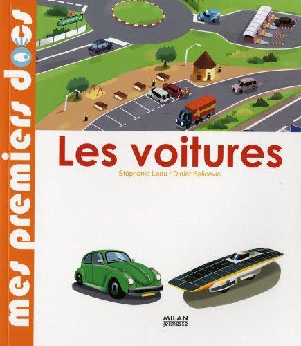 Les voitures par Stéphanie Ledu