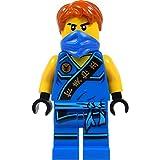 LEGO Ninjago: Minifigur Jay (2015er Version) mit schwarzem Schwert