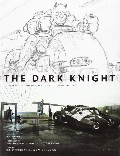 Dark Knight: With Complete Script