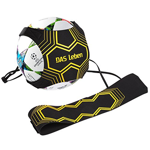DAS Leben Soccer Practice Training Kick Solo Soccer Trainer Kid Soccer Training Assistance Trainer Test