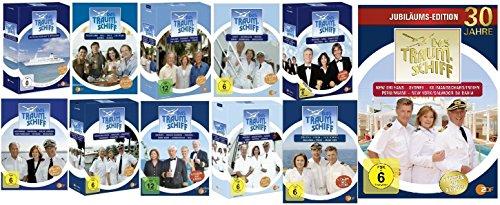 DVD-Box I-X + Jubiläums-Edition (33 DVDs)