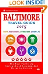 Baltimore Travel Guide 2015: Shops, R...