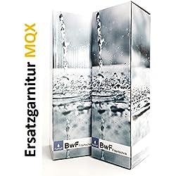 ERSATZGARNITUR ERSATZFILTER für DOPPELFILTER Wasserfilter Filteranlage Anti Eisen MQX - DOPPELFILTER Wasserfilter Filteranlage Doppelfilteranlage 2-fache Anti-Eisen Anti-Mangan Filtration mittels Ionisiertem Quarzsand und Ionisiertem Mangansand! NEU!!!