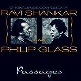Passages: original music composed by Ravi Shankar and Philip Glass / Ravi Shankar   Shankar, Ravi