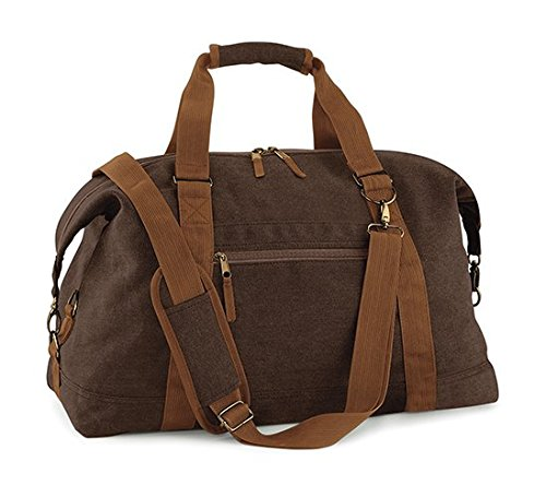 Bag Base BG650 - Vintage Canvas Weekender