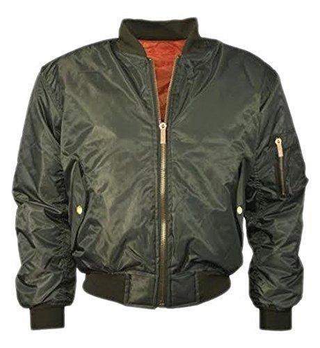ladies-biker-celeb-ma-1-bomber-jacket-khaki-l