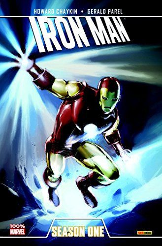 IRON-MAN SEASON ONE
