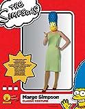 Il costume Simpson Marge classico per gli adulti (880.659-M) - di Rubie