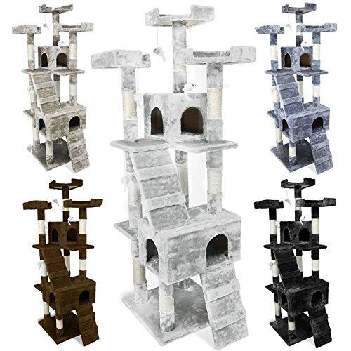 Beauty Pet ® Arbre à Chat géant 170 cm modèle Caprice - Cinq Coloris - Norme CE