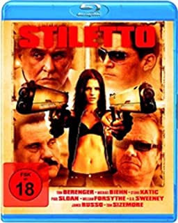 Stiletto [Blu-ray]