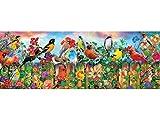 Heidi heidi4475Spring Meisen Panorama Art Puzzle (96x 34cm, 1000)