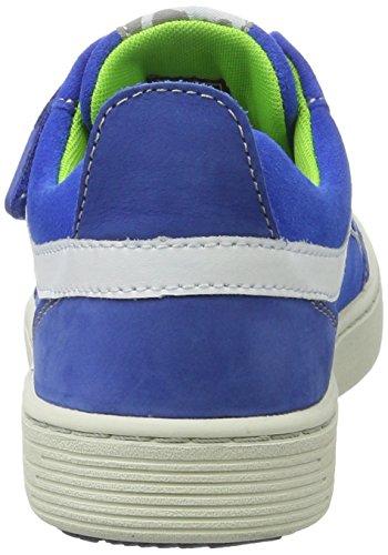 Lurchi - Hanno, Pantofole Bambino blu (blu reale)