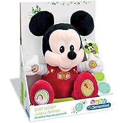 Clementoni - Peluche Baby Mickey (17-65191)